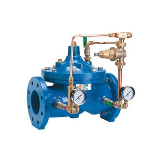 """WILKINS ZW209 - 6"""" - Automatic Control Valve ACV ANGLE - (ZW2096A)"""