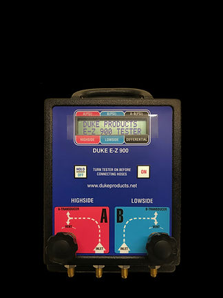 DUKE EZ-900 - American Backflow Diffential Pressure Test Equipment
