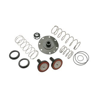 """WILKINS 975XL - 1 1/4"""" - 2"""" - Complete Red Rubber & Spring Kit - (RK114-975XL)"""