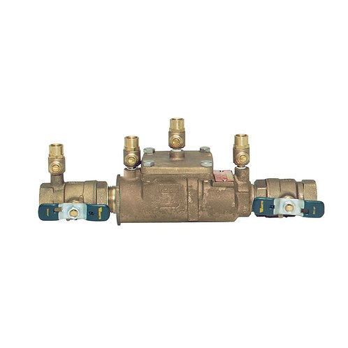 """WATTS 007M1  - 3/4"""" - QTDouble Check Valve Assembly - (0062222)"""