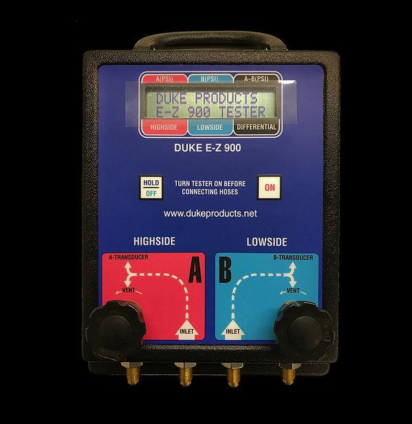 DUKE EZ900 Computerized Differential Pressure Gauge