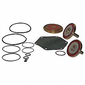 """WATTS 909 - 3/4"""" - 1"""" - Complete Rubber Kit - (RK909RT34-1)"""