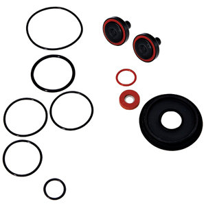 """WATTS SS009 RP - 1/2"""" - Complete Rubber Parts Kit - (0887511)"""