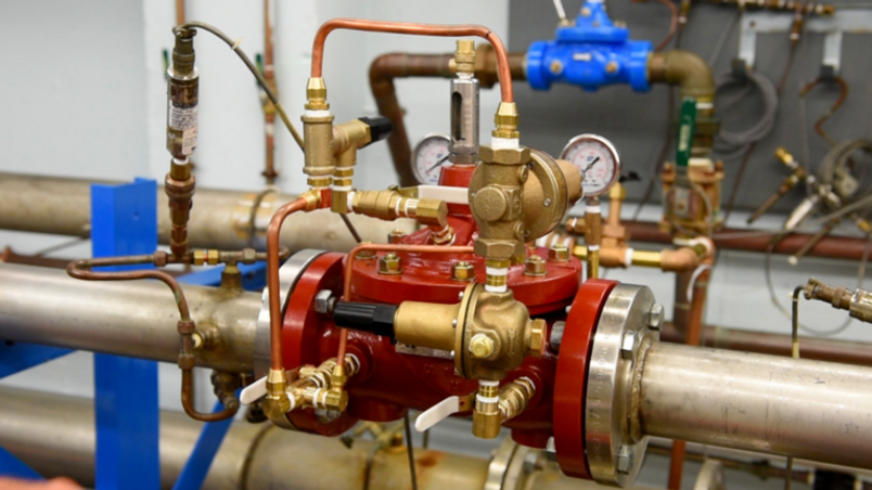 American Backflow Automatic Control Valves - ACV - Click to view catalog
