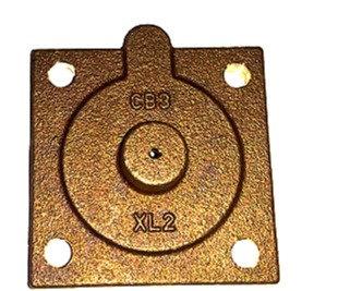 """WILKINS 975XL2 - 1/4"""" - 1/2"""" - LF RV CVR PLATE - (971-3A-010F)"""