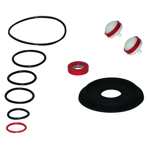 """WATTS 009 - 1/4"""" - 1/2"""" - Complete Rubber Kit - (0887297)"""
