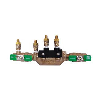 "WILKINS - 2""- Reduced Pressure Principle Backflow Preventer  - (2-375XLFT)"