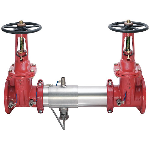 "WATTS LF957 - OSY - 10"" - Reduced Pressure AssemblyRP - (0111589)"