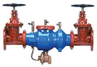 "WILKINS 375 - 8"" - Reduced Pressure Principle Backflow Preventer - (8-375OSY)"