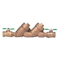 """WILKINS 950XLT - 1"""" - Double Check Valve Assembly Top Entry - (1-950XLT)"""