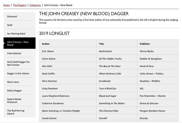 John Creasy Blood Dagger Longlist.png