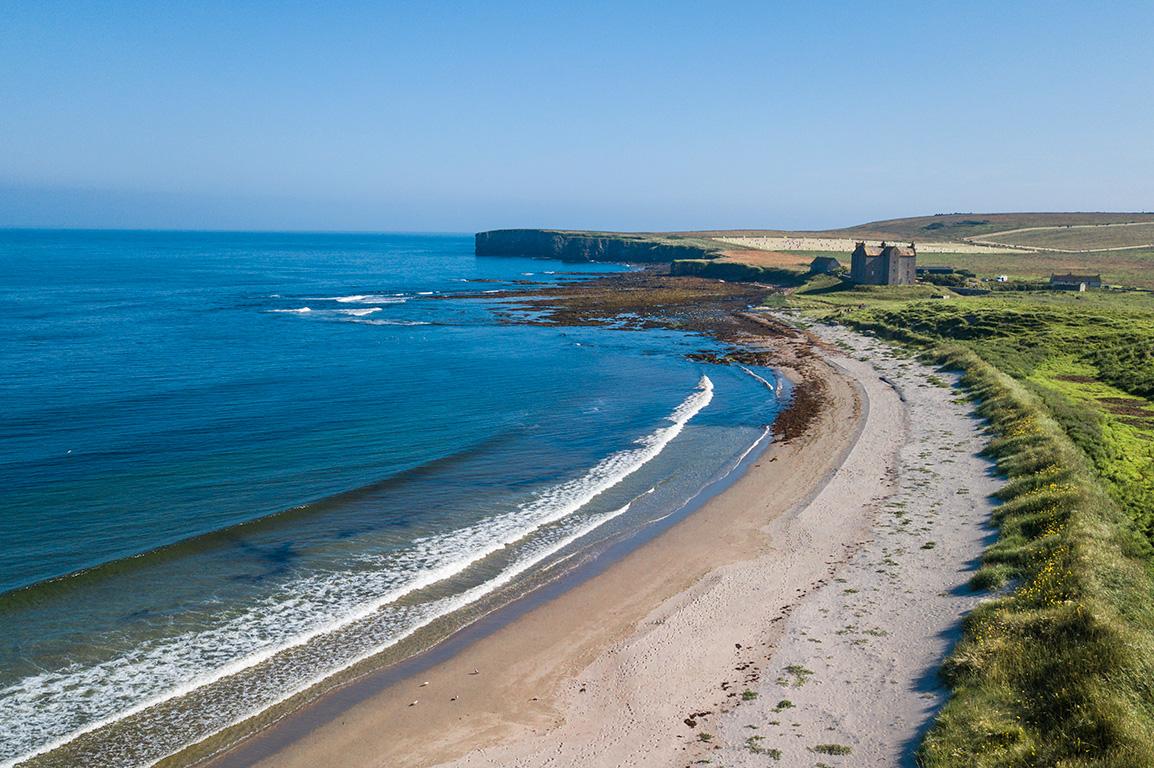 Freswick Bay, Caithness, North Highlands