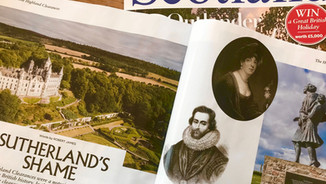 NC500 Tour Guide turns Journalist
