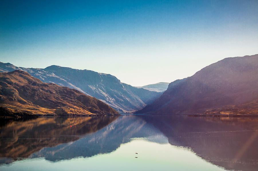 Loch Glencoul, Kylesku