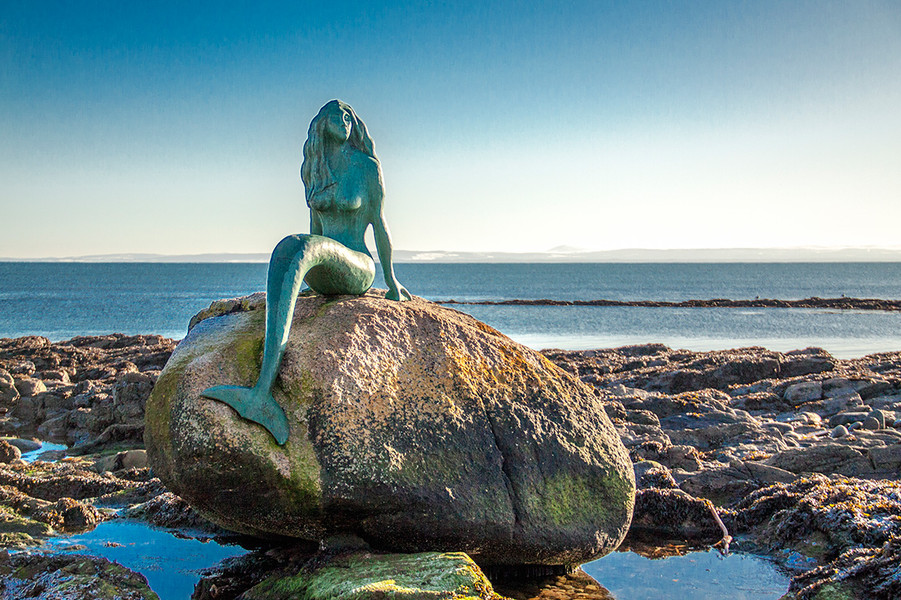 The Mermaid of the North, Balintore, Black Isle