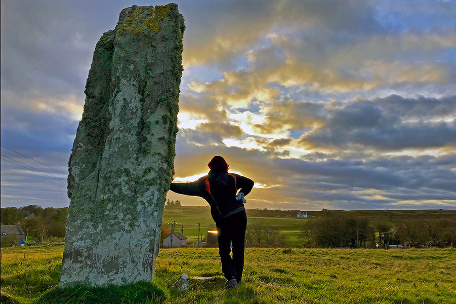 The Standing Stone of Buldoo, Caithness