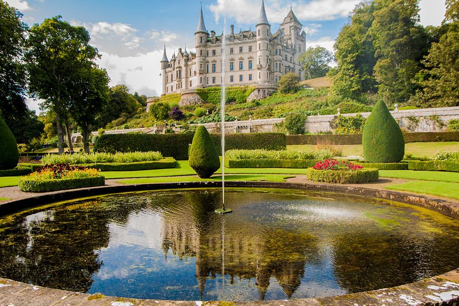 Dunrobin Castle and Gardens