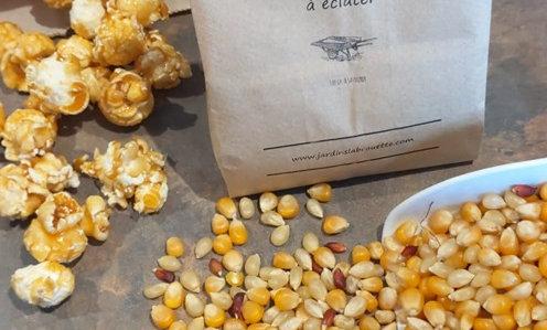 Maïs à éclater 150 gr.