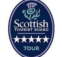 Visit Scotland 5 star Award held!