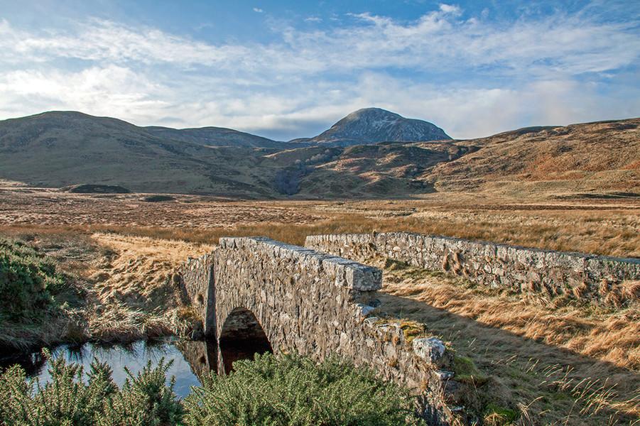 A wee stone bridge by Thomas Telford