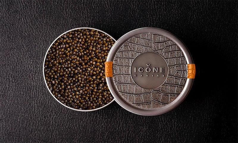 Caviar ICONE OSSETRA