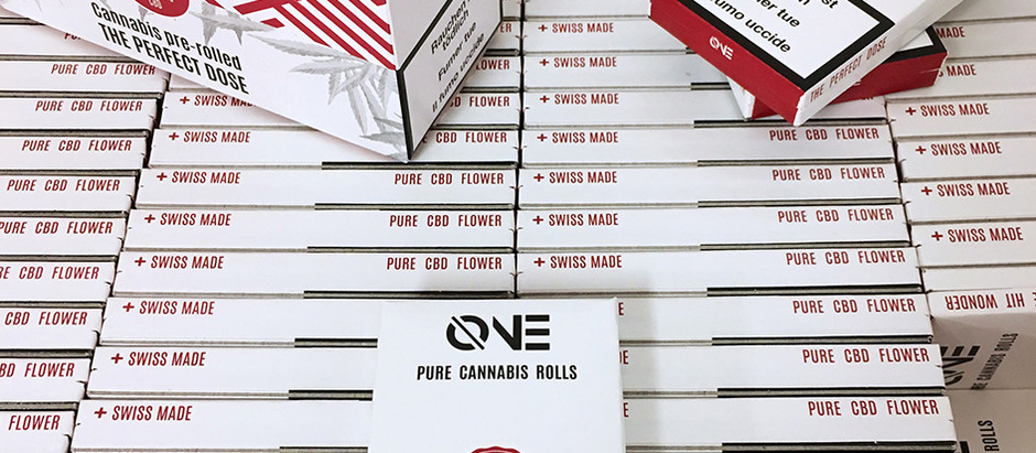 NEW in Stores!  ØNE 5, Pure Cannabis-CBD Pre-rolls
