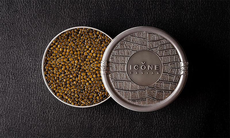 Caviar ICONE SILVER