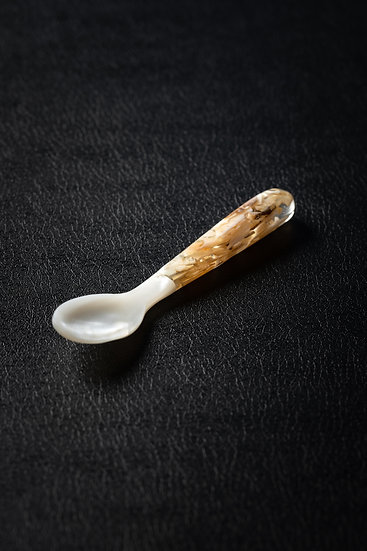 Crushed Shell Spoon
