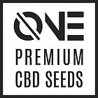Logo ONE PREMIUM CBD SEEDS Noir seul.jpg