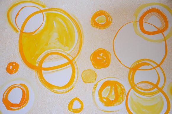 Yellow untitled
