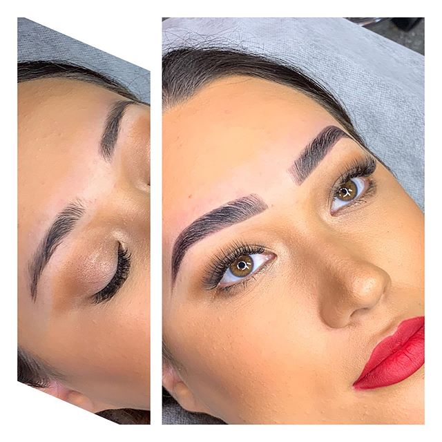 PUSH UP BROW LAMINATION