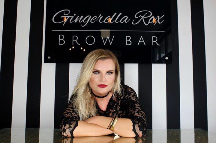 Gingerella Rox Perth Home Cosmetic Eyebrow Tattoo Perth