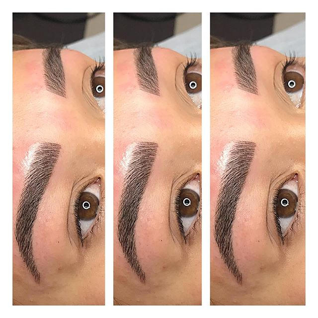 WOW! Our Brow Babe Sam creates these kil