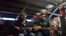 My last night on earth - Pat & Sam