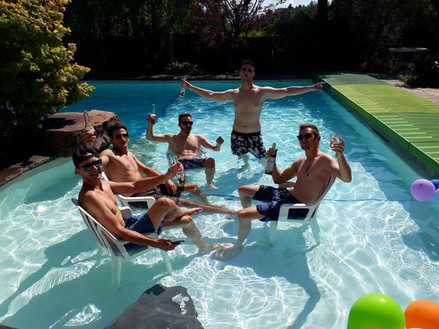 Poolparty, 22.7.17