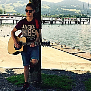 Busking in Rapperswil 2016