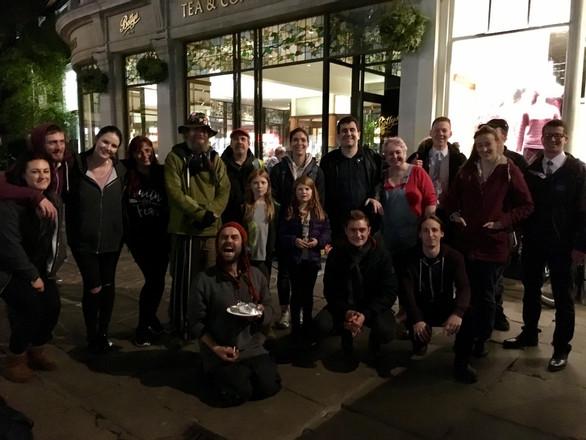 York - Homeless Day!