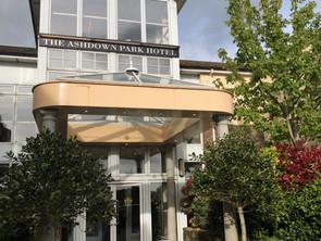 Ashdown Park Hotel Review