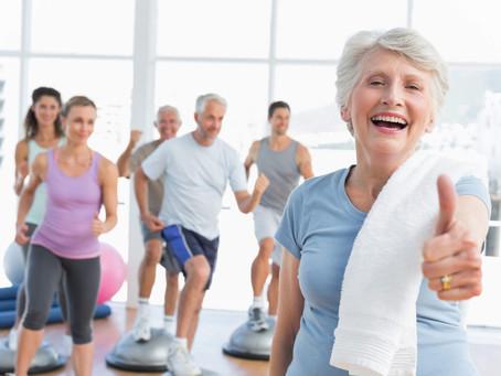 Tipos de ejercicio para adultos mayores