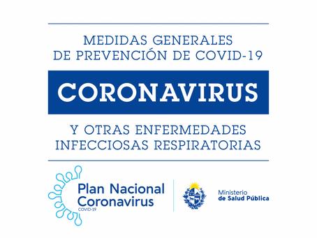 Coronavirus - Toda la información aquí