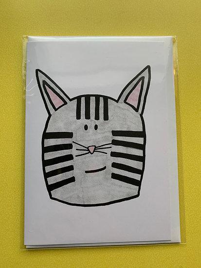 Cat Card -Blade