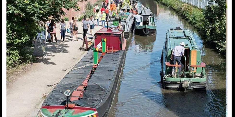 Leamington Canal Festival 'Leamington Canal Festival' Sunday 27th June on Clemens Street, Royal Leamington Sp