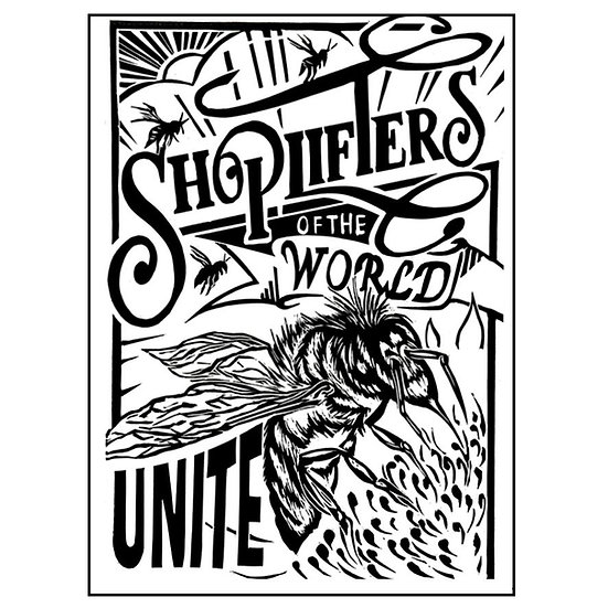 Shoplifters of The World Print