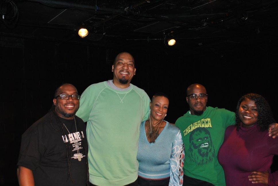 DOAH cast at BCBTF