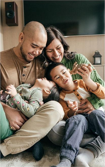 Healthy family life