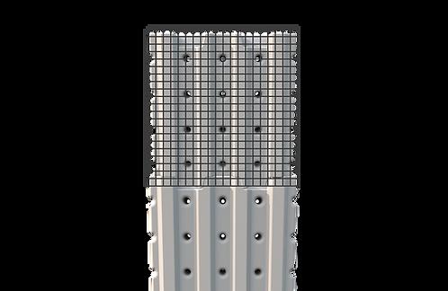 Grille face avant ou arrière pour 500L