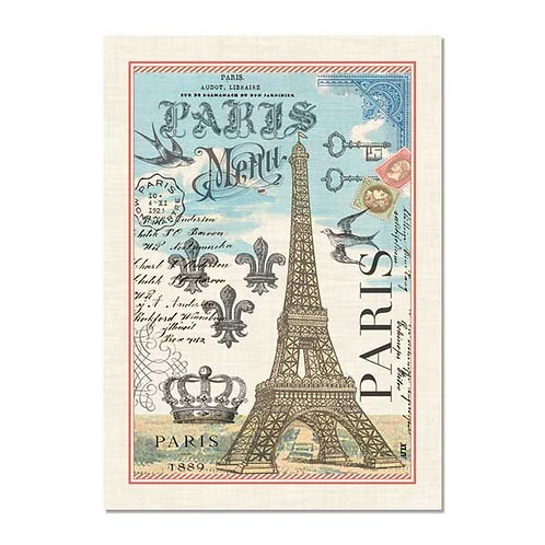 TOUR EIFFEL KITCHEN TOWEL