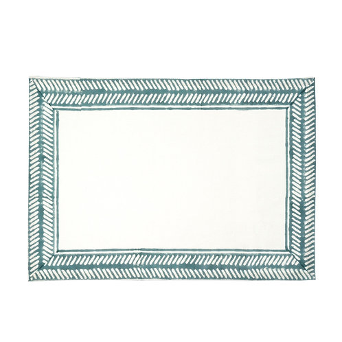 PLACEMAT CAMILLA SEAGREEN