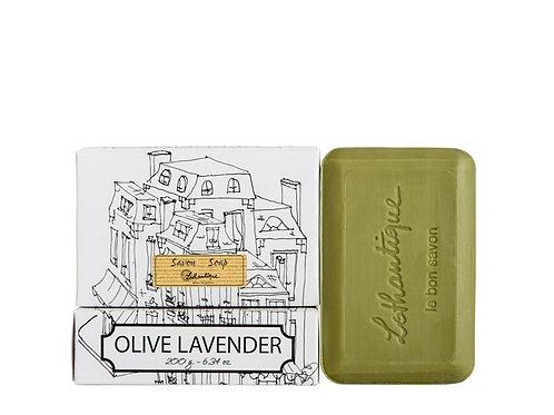 OLIVE LAVENDER SOAP