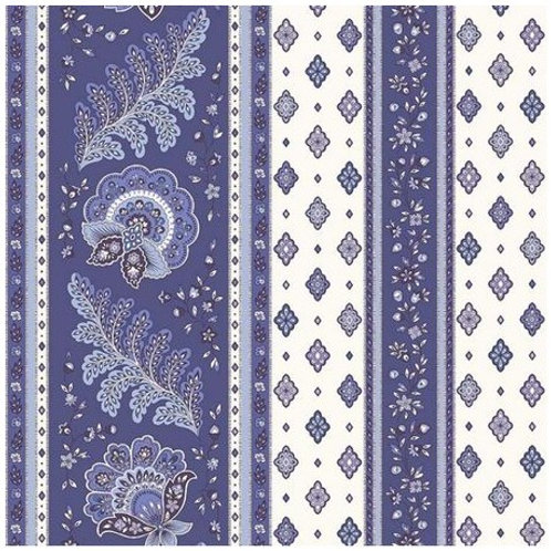 Mirabeau bleu/white coated